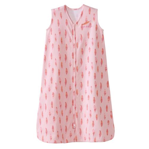 Halo Sleepsack Wearable Blanket Pink Feathers - Large