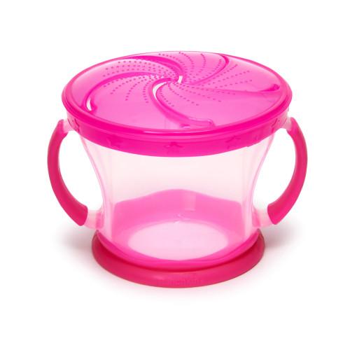Munchkin Snack Catcher - Pink