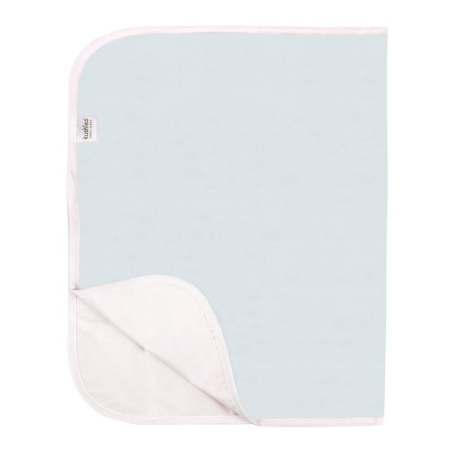 Kushies Organic Portable Change Pad - Blue