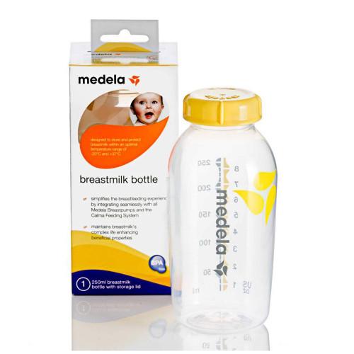 Medela Breast Milk Storage Bottle 1-Pack - 250ml