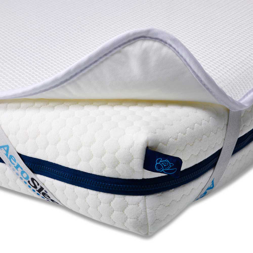 Aerosleep Sleep Safe Mattress and Pad - 2 Pack