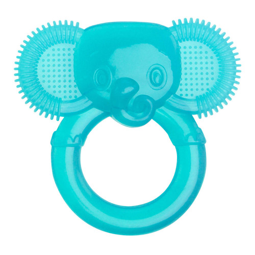 Bright Starts First Bites Stage 1 Teether - Elephant