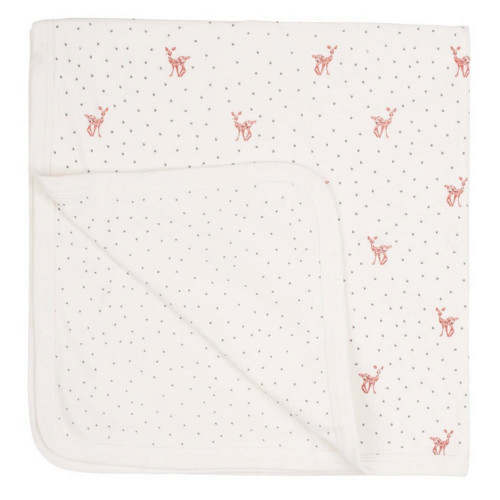 Finn + Emma Organic Cotton Blanket - Fawn