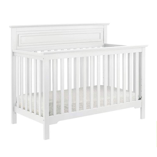 DaVinci Autumn 4-in-1 Convertible Crib - White