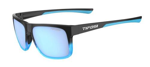 Tifosi Sunglasses, Swick, Onyx Blue Fade/Sky Blue