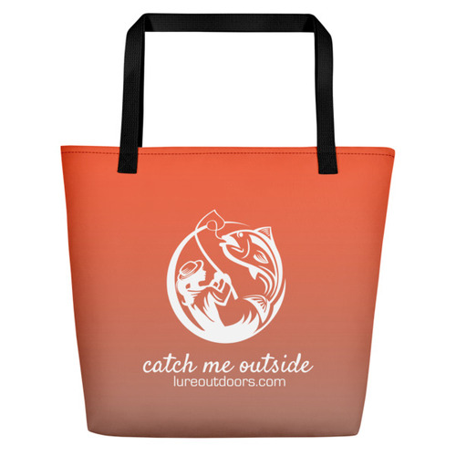 Lure Outdoors Beach Bag
