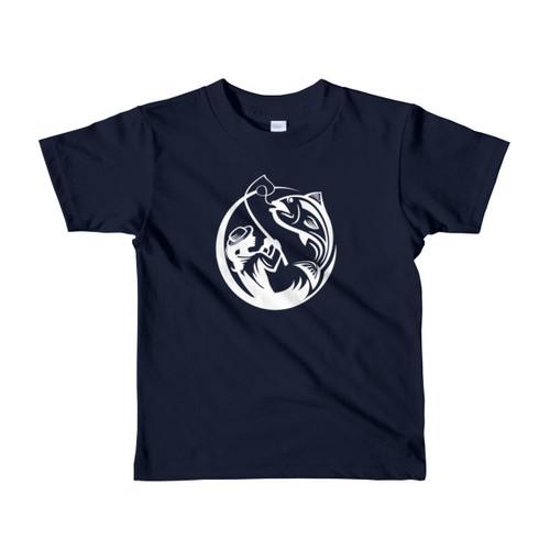 Short sleeve kids Lucky Lady t-shirt