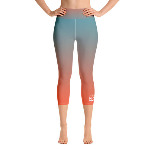 Lucky Lady Yoga Capri Leggings