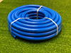 "38mm ( 1 1/2"")  Blue PVC & Nitirile Suction Hose - Suction to 8.48m"