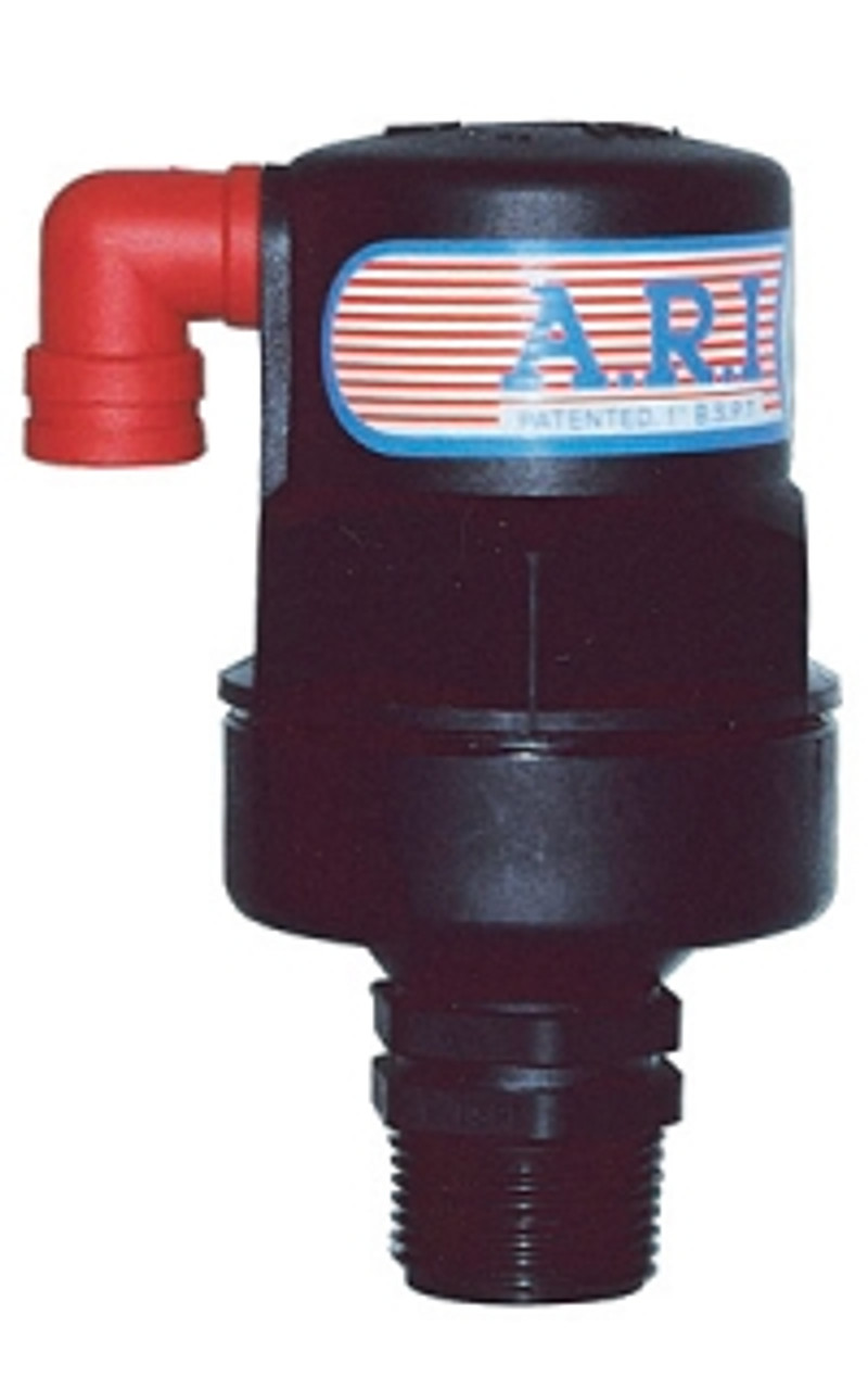 """25mm Barak Combination Automatic Air Release Valve """"Barak"""" D-040-25 - Rated to 16 Bar"""