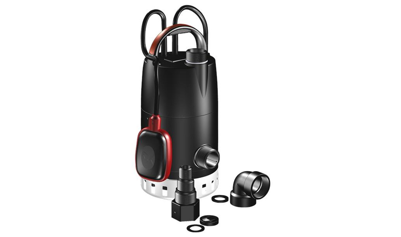 Grundfos Unilift CC 5-A1 Submersible Sump Pump