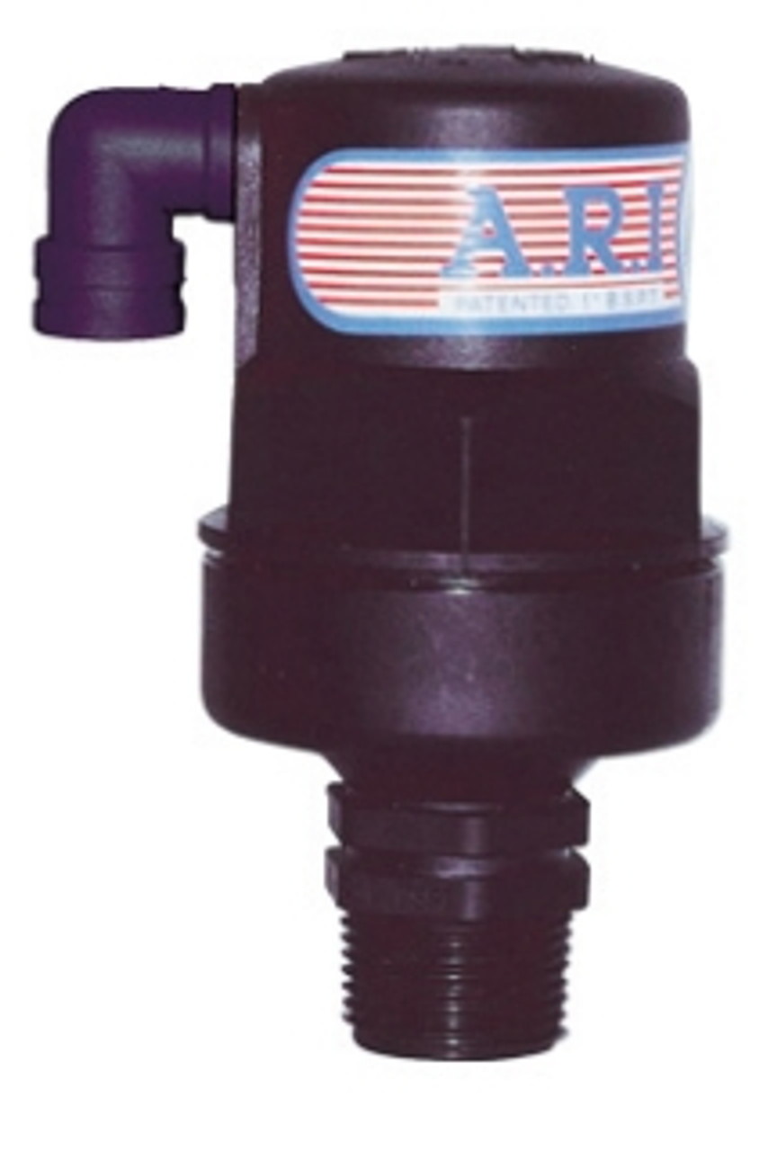 """25mm ARI Automatic Air Release Valve """"Segev"""" S-050-025 - Rated to 16 Bar"""