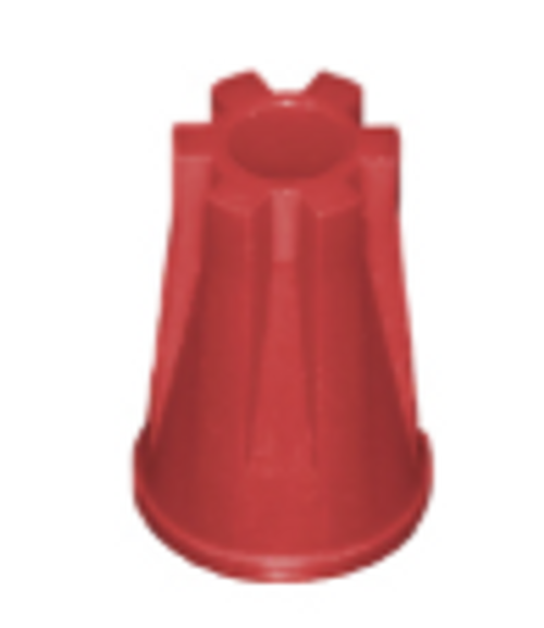 Wobbler Sprinkler - Low Vibration Medium Angle with Red 4.76mm nozzle