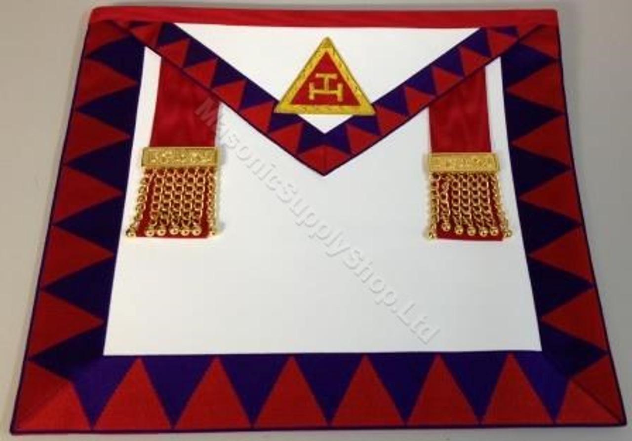 Royal Arch Principal's Apron & Sash: Masonic Supply Shop