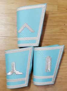 Lodge Officer Gauntlets/Cuffs