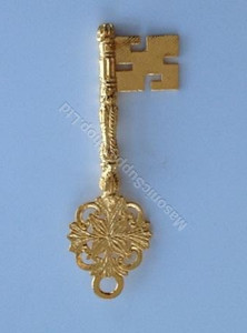 Key  Collar Jewel
