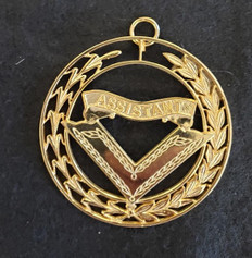 District Grand Master   Collar Jewel             UK
