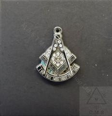 Masonic Past Masters  Emblem  Pendant