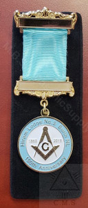 Custom lodge medals and jewels