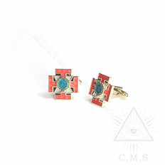 Scottish Rite Cuff links
