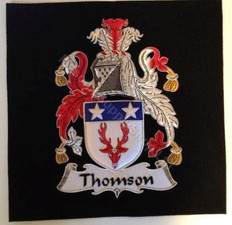 Custom made Crests and Badge (Click on picture to see samples)