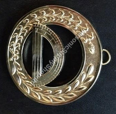 Grand Superintendent of the Work   Collar Jewel  Protractor