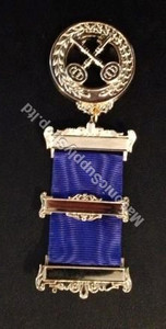 Grand Treasurer Breast Jewel  3 Bar