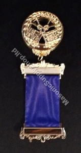 Grand Standard Bearer Breast Jewel   2 bar