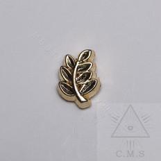Masonic Acacia Lapel Pin