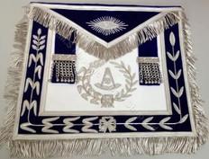 Masonic American Past Master apron