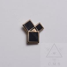 Masonic Past Masters Lapel Pin
