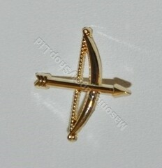 Order of the secret monitor  Lapel pin