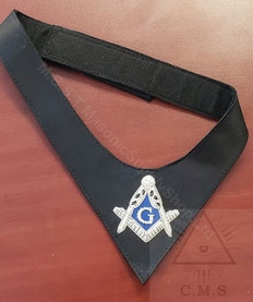 Masonic cravat, Masonic neck tie