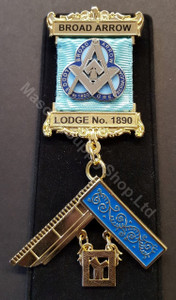 Custom Lodge Past Masters Jewels