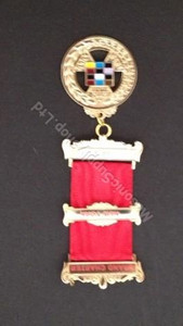 Royal Arch  Grand High Priest Breast Jewel