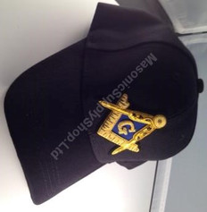 Deluxe Masonic Baseball Hat