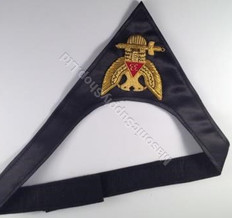 Scottish Rite 33rd Tie