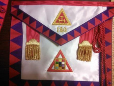 Royal Apron Companion's Apron   Custom