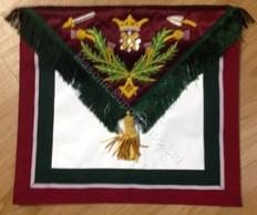 Royal Order of Scotland   Provincial  Grand Masters  Apron