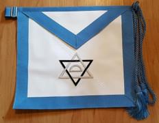 New York Masonic Apron DDGM