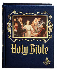 Masonic Family Bible      V.S.L