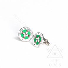 Royal Order of Scotland cuff links