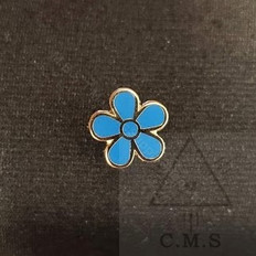 Lapel pin Forget Me Not