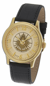 PAST MASTER MASONIC WATCH MSW110