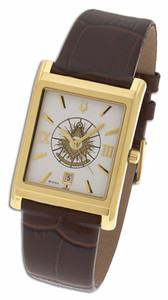 PAST MASTER MASONIC WATCH MSW112