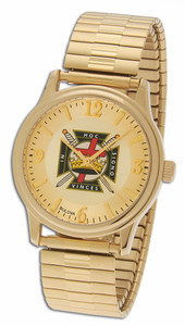 Knights Templar Watch MSW261F