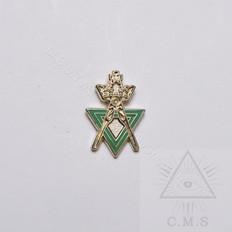 Allied Masonic degrees  lapel Pin