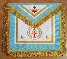 Orange Order Royal Black Chapter Apron