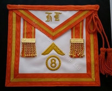 Holland Lodge apron