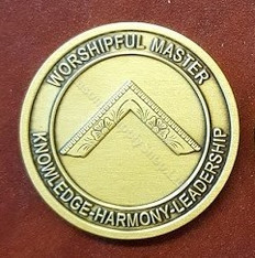 Masonic Coins: Masonic Supply Shop (Freemason Store)